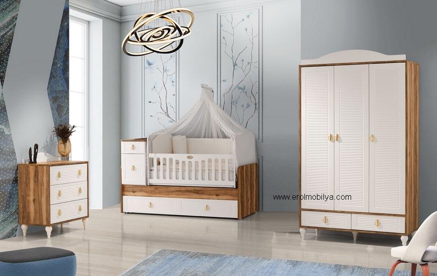 Pelit Bebek Odası Takımı