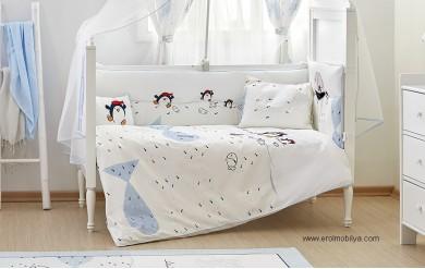 Penguin Uyku Seti