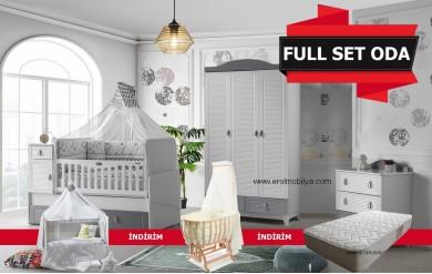 Magnum Bebek Odası Full Set