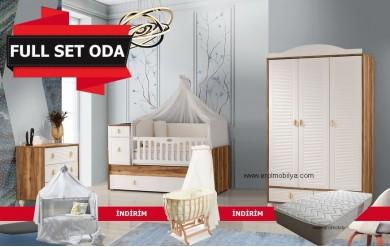 Pelit Bebek Odası Full Set